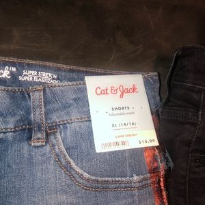 Girls shorts size 14/16